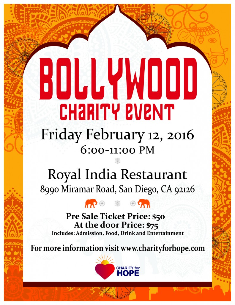 Bollywood Charity Event 2016